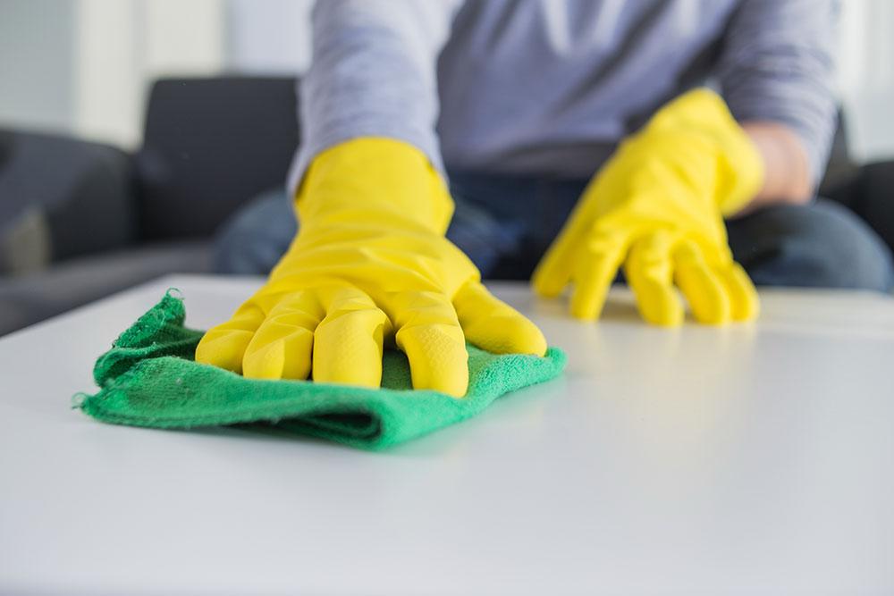 Почистване на дома? Колко често?