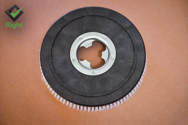 Четка за еднодискова роторна машина - 33см